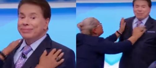 Reação de Silvio causou alvoroço