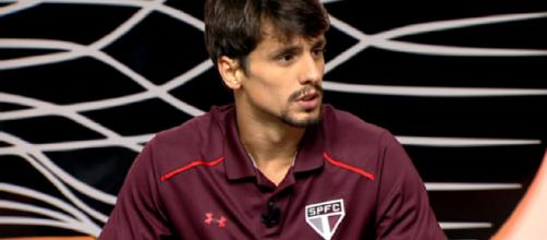 Rodrigo Caio foi o entrevistado do programa Bola da Vez