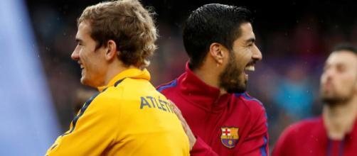 Simeone pasa de lo que diga Luis Suárez sobre Griezmann - mundodeportivo.com