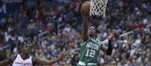 Terry Rozier is having a breakout season with the Celtics - [image credit: Keith Allison | Flickr - flickr.com]
