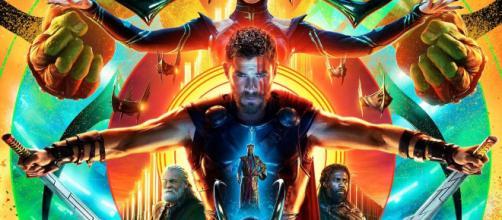 Thor Ragnarok Marvel ranking - redbull.com