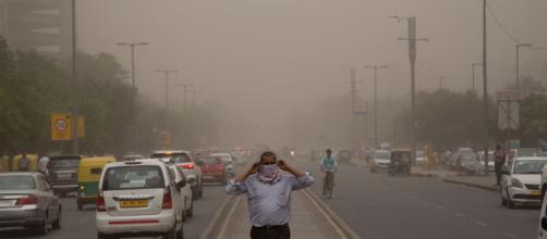 Tormenta de polvo en India: 97 muertos y cientos de heridos