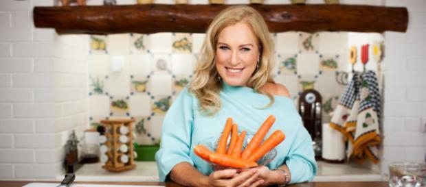As cenouras têm nutrientes essenciais para a saúde.