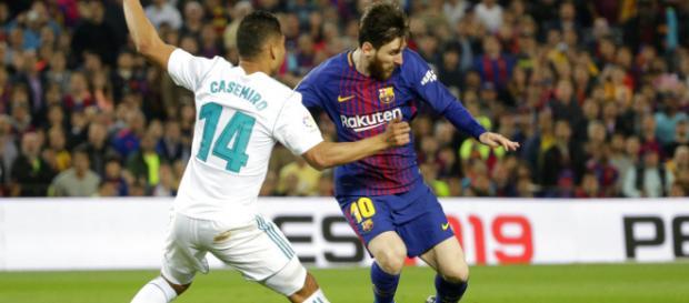 Barcelona empató 2-2 con el Real Madrid – Contexto Diario - contextodiario.com