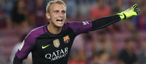 Cillessen podría abandonar el FC Barcelona