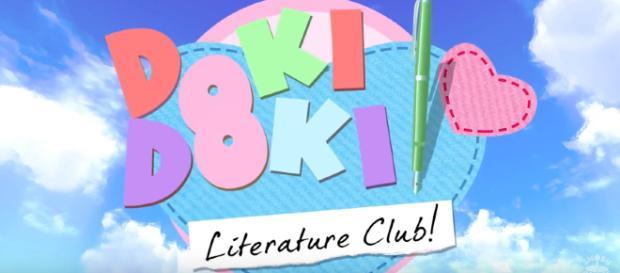 'Doki Doki Literature Club' is a good entry-level game. [image source: Smosh Games - YouTube]