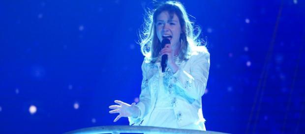 DSDS: Marie Wegener ist der neue Superstar und drehte Sonntag ihr Video - Foto: MG RTL D / Stefan Gregorowius