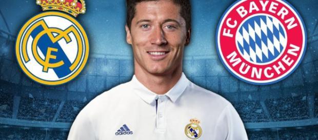 Frenazo al fichaje de Lewandowski por el Real Madrid: El ... - eurosport.es