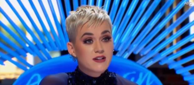 Katy Perry extends an olive Branch to Taylor Swift. [image source: Entertainment Tonight - YouTube]