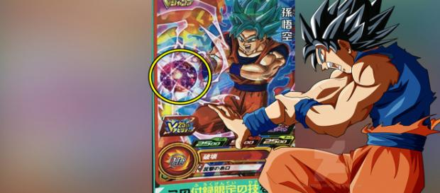 ¡La nueva técnica de Goku revelada!