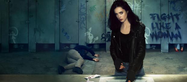 Marvel - Jessica Jones protagonizada por Krysten Ritter