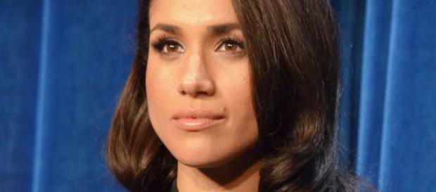 Meghan Markle at a promotional event for the TV show Suits - Wikipedia, Genevieve, 14 January 2013