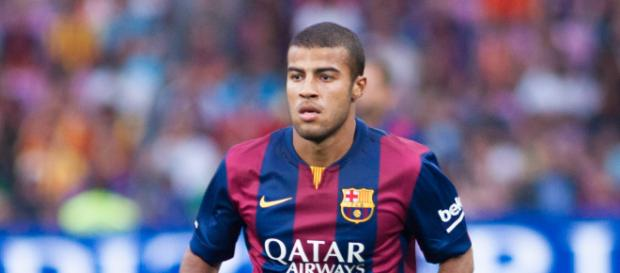 Rafinha is on loan from Barcelona, but he wants to stay at Inter. - [Ludovic Pèron via Wikimedia Commons]