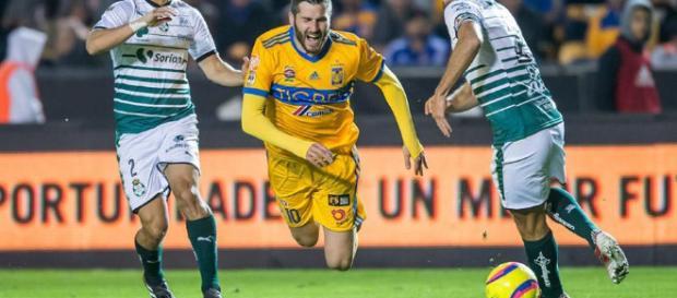Santos Laguna elimina al Tigres UANL y avanza a semifinales de la ... - peru.com