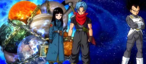 'Dragon Ball Heroes': Episode 1 synopsis revealed. - [Image via Anime/MaSTAR Media/YouTubeScreenshot]