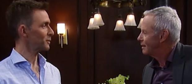 Will Luke return to save Robert from Valentin on 'General Hospital'? (Image via YouTube/jsms99)