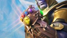 El villano de Infinity War esta en Fortnite