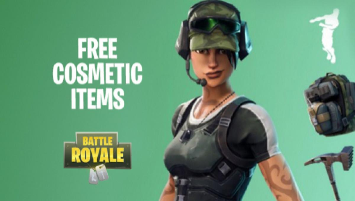 Fortnite Battle Royale' players can now get even more free skins