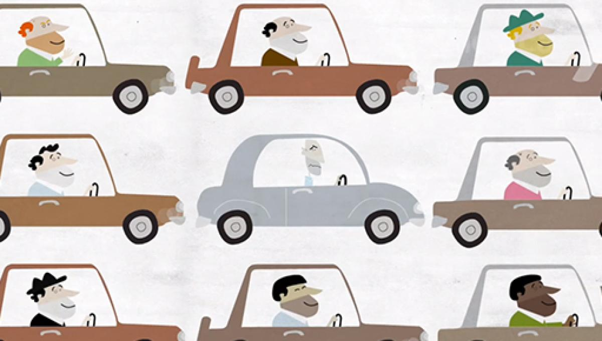 Heres How To Stop Your Road Rage And Have A More Pleasant Ride