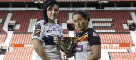 Bradford won last season's Grand Final against Featherstone Rovers. Image SOurce - thesportsman.com