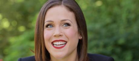 Erin Krakow from a screenshot of interview