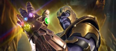 The Infinity Gauntlet Limited Time Mashup is live - YouTube/Fortnite