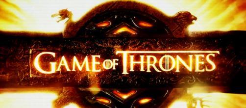 Abertura da série ''Game of Thrones''