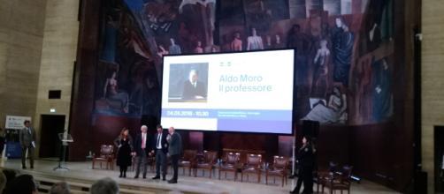 Anteprima il 4 maggio nell'aula magna dell'Università La Sapienza di Roma