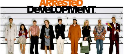 Arrested Development is back for an all new season this month. Photo Credit: Flickr/Methodshop