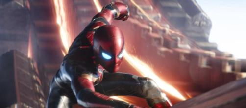 Avengers: Infinity War, tuvo a un Spiderman con un alto nivel de profesionalismo