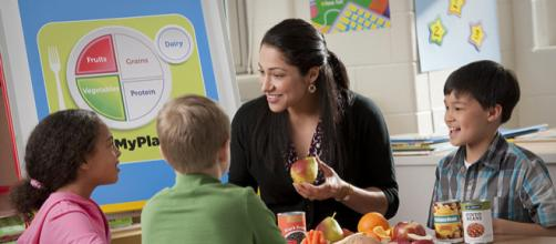 Teachers pave the way for our futures. [Image source: USDA | Flickr]