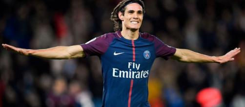 Edinson Cavani en route pour l'Atletico? Crédit photo: http://www.leparisien.fr/sports/football/psg/