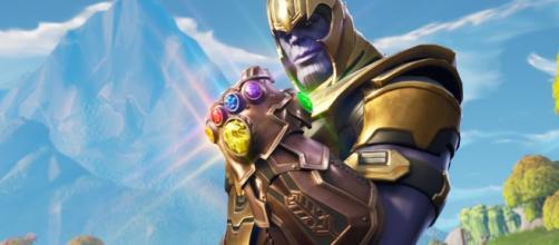 Fortnite: Thanos de los Avengers: Infinity War llego al juego