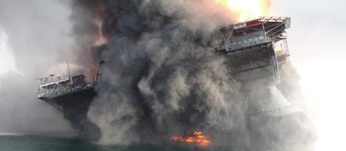 Fotos: El hundimiento de la plataforma de BP | Sociedad | EL PAÍS - elpais.com