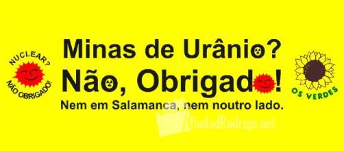 Las quejas de Portugal a España sobre la mina de uranio en Salamanca
