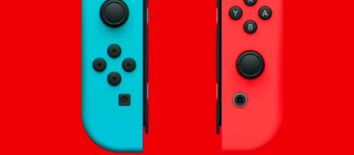 Infografía oficial de los Joy-Con de Nintendo Switch - GamersRD.com - gamersrd.com