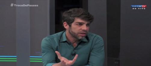 Juninho deixou o Grupo Globo nesta semana