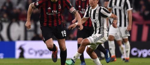 La Juve batte il Milan 4-0 e si aggiudica la Coppa Italia.