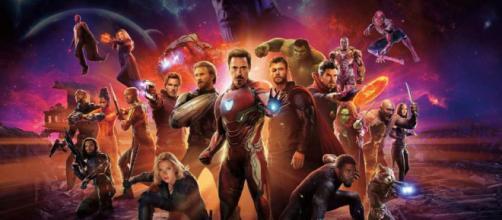 Los Avengers Originales no estuvieron juntos
