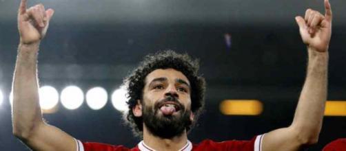 Mohamed Salah é um dos novos ídolos do futebol