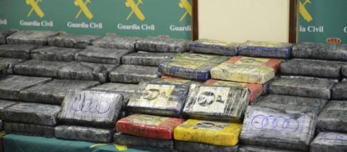 Noticias sobre Tráfico cocaína   EL PAÍS - elpais.com