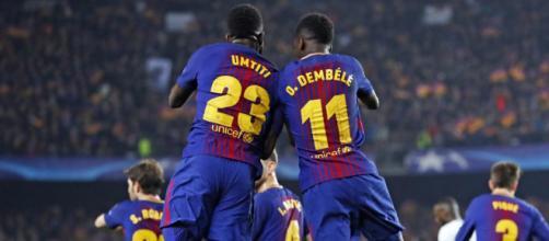 Ousmane Dembélé opens Barça account - FC Barcelona - fcbarcelona.com