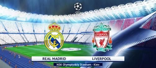 Real Madrid-Liverpool, finale di Champions League
