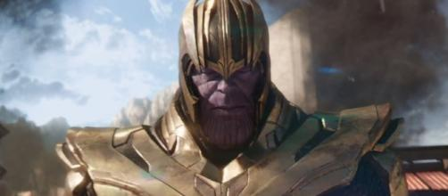 Thanos el titan que busca las 6 gemas del infinito