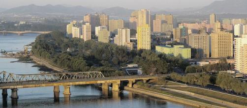 View of Pyongyang, capital of North Korea (Image credit – Kok Leng Yeo, Wikimedia Commons)