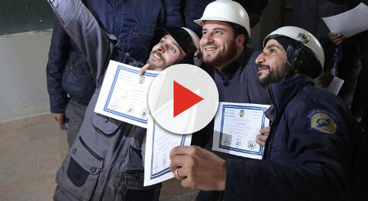 Syria: Has funding really been frozen for the White Helmets?