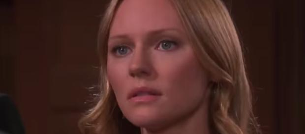 Actress Marci Miller has reportedly quit her role on 'Days of Our Lives' as Abigail. [Image source: DaysGoneBy10 - YouTube]