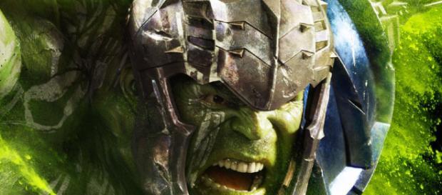 Banner ha pasado largo tiempo como Hulk antes de Ragnarok - latercera.com