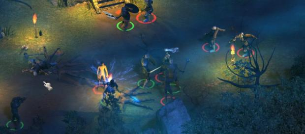 Beautiful isometric graphics in 'Black Geyser: Couriers of Darkness.' - [Credit: BlackGeyser / Facebook]