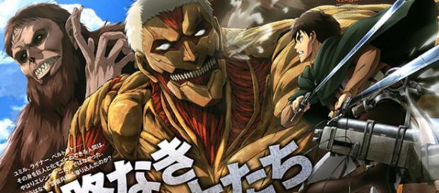 Descubre algunos detalles de Shingeki no Kiojin y su conexión con el mundo real.